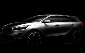 Kia sắp tung xe giá rẻ đấu Mitsubishi Xpander: Chung gầm Seltos, nhỏ và rẻ hơn Sedona