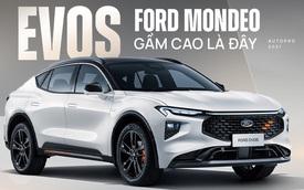 Những điều cần biết về Ford Evos - Mondeo gầm cao khiến người Việt tiếc nuối