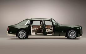 Chiêm ngưỡng Rolls-Royce Phantom Oribe độc bản đỉnh cao của tỷ phú Nhật Bản