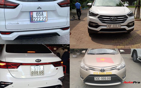 Những chiếc ô tô bình dân đeo biển đẹp được rao bán với giá 'trên trời' tại Việt Nam