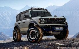 Ford Bronco Warthog - SUV cho đại gia 'nhớ nhung' Hummer máy xăng