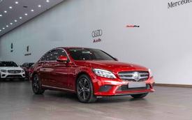 Chơi golf trúng Mercedes-Benz C 180, đại gia bán lại với giá hơn 1,3 tỷ đồng khi ODO chưa đầy 20km