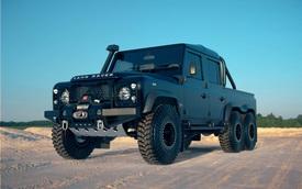 Giấc mơ Land Rover Defender bán tải sắp thành hiện thực, Mercedes-Benz G-Class phải dè chừng