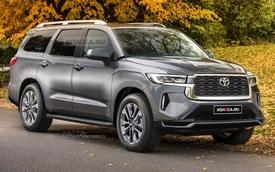 Toyota và Lexus chuẩn bị sản xuất 2 SUV điện 3 hàng ghế hoàn toàn mới, một trong đó có thể thế chỗ LX 570