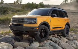 Ford Bronco Sport thể hiện khả năng vượt trội, tung video thách thức Subaru Crosstrek