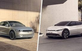 Thời xe điện tới rồi, nhắm Kia EV6 hay Hyundai Ioniq 5: Cùng ruột, khác vỏ