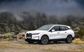 BMW iX sẽ có bản thể thao giá quy đổi gấp hơn 3 lần VinFast VF e34, dự kiến cướp khách Tesla Model X Plaid