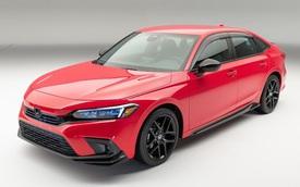 Chi tiết Honda Civic 2022 ngoài đời thực: Sang chảnh hơn, giảm chất thể thao, thêm nhiều trang bị bắt kịp thời đại, phả hơi nóng lên Mazda3