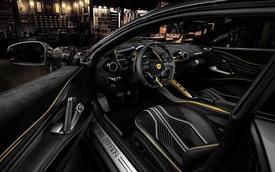Ferrari 812 Superfast độ nội thất vàng đen hút mắt - Gợi ý hoàn hảo cho đại gia Việt