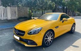 Trải nghiệm Mercedes-Benz SLC 43 kiểu 'dân chơi': Bán lại giá 3,2 tỷ sau 300km, nội thất chưa bóc hết nilon