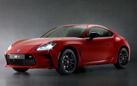 Ra mắt Toyota GR 86 2021 - Xe thể thao thực dụng đúng kiểu Toyota