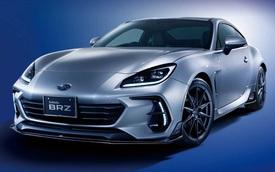 Subaru BRZ có thêm cả tá đồ chơi mới cho fan tốc độ