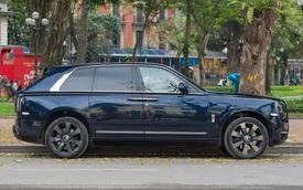 Đây là cách đại gia Việt biến chiếc Rolls-Royce Cullinan giá gần 40 tỷ đồng trở nên độc nhất khi ra đường