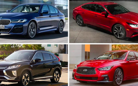 Ô tô mất giá ra sao sau 1 năm sử dụng?