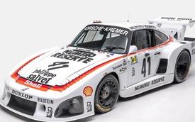 Porsche khoe 5 biệt danh xe đua dị nhất từng dùng: Bà, Cá nhà táng thậm chí cả Dao cạo