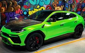 Đại gia Sài Gòn chi đậm thay đổi diện mạo Lamborghini Urus từng của Minh 'nhựa'