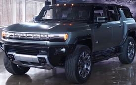 Khám phá chi tiết GMC Hummer EV: SUV điện sang chảnh, không còn 'uống xăng như nước'