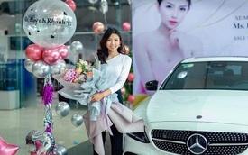 Đẳng cấp chiều vợ của Phan Mạnh Quỳnh: Hết lì xì trăm triệu lại tới xế hộp tiền tỷ