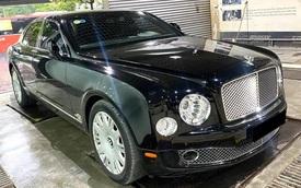 Qua thời đỉnh cao, Bentley Mulsanne xuống giá còn hơn 7 tỷ đồng dù chỉ chạy 2.200km/năm