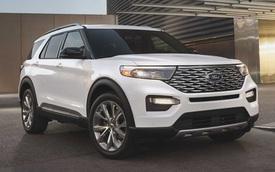 Ford Explorer bổ sung 3 phiên bản mới: Khi bản cao cấp thêm lựa chọn giá mềm