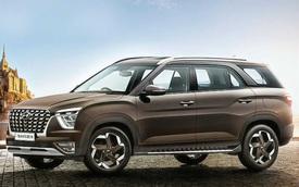 Ra mắt Hyundai Alcazar - Đàn em Santa Fe, 3 hàng ghế 7 chỗ, trang bị đủ dùng
