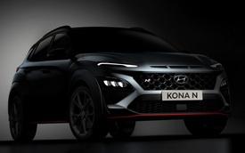 Hyundai Kona N hiệu suất cao tung thông số vượt trội mọi thứ của Seltos, EcoSport
