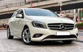 Mới chạy 50.000km, chiếc Mercedes-Benz nhập khẩu này có giá thấp hơn cả Toyota Yaris
