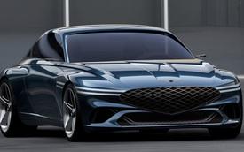 Lãnh đạo Genesis thăm dò ý kiến giới nhà giàu trước khi biến X Coupe thành sự thực