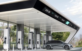 Đây sẽ là trạm sạc xe điện Hyundai trong tương lai ở Việt Nam?