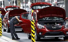 Vingroup thu hơn 4.800 tỷ đồng từ bán ô tô, xe máy, điện thoại trong 3 tháng đầu năm