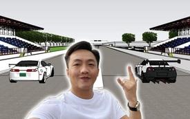 Xem trước trường đua của doanh nhân Nguyễn Quốc Cường: Thể thức drag 400m, đạt chuẩn quốc tế, đặt tại Đồng Nai