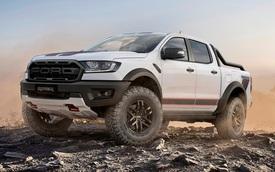 Thêm thông tin về Ford Ranger Raptor đời mới: Động cơ 3.0L tăng áp kép, ra mắt năm sau