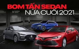 Loạt sedan 'hot' đổ bộ Việt Nam nửa cuối 2021: Trải từ phân khúc B đến F, thêm mẫu mới lạ lần đầu xuất hiện