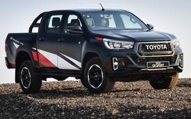 Toyota Hilux hiệu suất cao có thể ra mắt tháng 10: Option miên man hơn để thuyết phục dân chơi bán tải