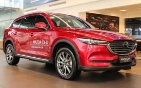 Loạt xe ưu đãi khủng trong tháng 5: CX-8, Santa Fe, Forester giảm hơn trăm triệu, xe nhỏ giảm 'sương sương' vài chục triệu đồng