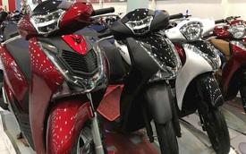 Honda SH đời cũ đội giá kỷ lục, cao hơn giá niêm yết gần 72 triệu đồng