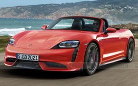 Porsche Boxster phiên bản động cơ điện sắp ra mắt thị trường