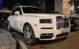 Đại gia lan đột biến Bình Dương sở hữu hàng loạt siêu xe khủng âm thầm tậu Rolls-Royce Cullinan màu trắng hàng hiếm