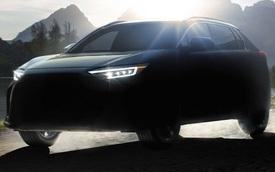 Subaru Solterra – SUV hoàn toàn mới ngang cỡ Crosstrek lộ mặt
