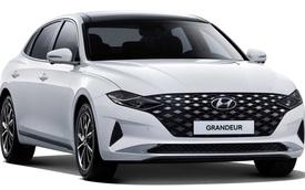 Hyundai Grandeur nâng cấp nhẹ trước khi lên đời mới để đấu hẳn Mercedes-Benz S-Class