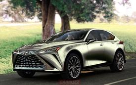 Những điều cần biết về Lexus LF - Hậu duệ LX 570 trong tương lai