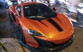 Siêu xe McLaren 650S Spider đình đám một thời của Minh Nhựa giờ ra sao?