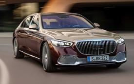 Mercedes-Maybach S 680 chốt giá quy đổi 8,6 tỷ đồng, đắt đỏ hơn Rolls-Royce Ghost