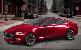 Mazda6 thế hệ mới được ví là đối thủ xứng tầm của BMW
