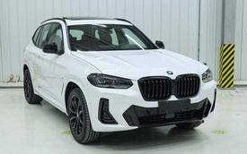 Lộ diện BMW X3 2021: Đèn sắc sảo hơn, chưa có 'lỗ mũi' khổng lồ như X7, hứa hẹn về Việt Nam đấu Mercedes-Benz GLC