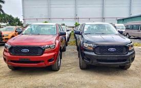 Ford Ranger 2021 bản giá rẻ lắp ráp tại Việt Nam đã được đăng kiểm, sẵn sàng cho ngày ra mắt