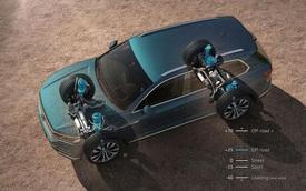 Tìm hiểu hệ thống treo khí nén trên xe hơi