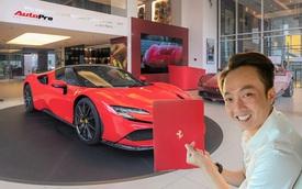 Ferrari SF90 Stradale và Roma chính hãng chốt ngày ra mắt Việt Nam: Đắt nhất dự kiến từ 33 tỷ đồng, liệu có phải xe của Nguyễn Quốc Cường?