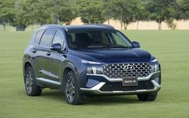 Ra mắt Hyundai Santa Fe 2021 tại Việt Nam: Giá cao nhất 1,34 tỷ đồng, tham vọng đua 'top' cùng Toyota Fortuner