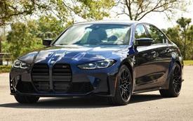 BMW M3 chuẩn bị thêm phiên bản 'đốn tim' tín đồ tốc độ với động cơ mạnh như siêu xe và hệ dẫn động 4 bánh